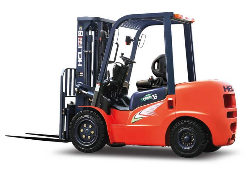 heli forklifts from scot truck forklifts