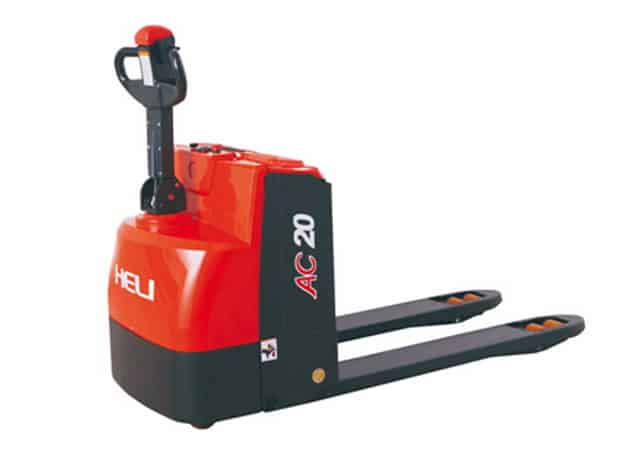 HELI CBD20-150 AC Electric Powered Pallet Truck