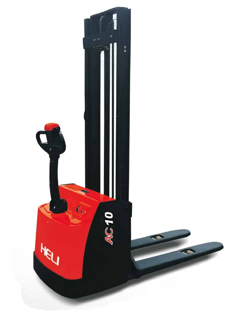 HELI CDD10 AC Electric Powered Stacker