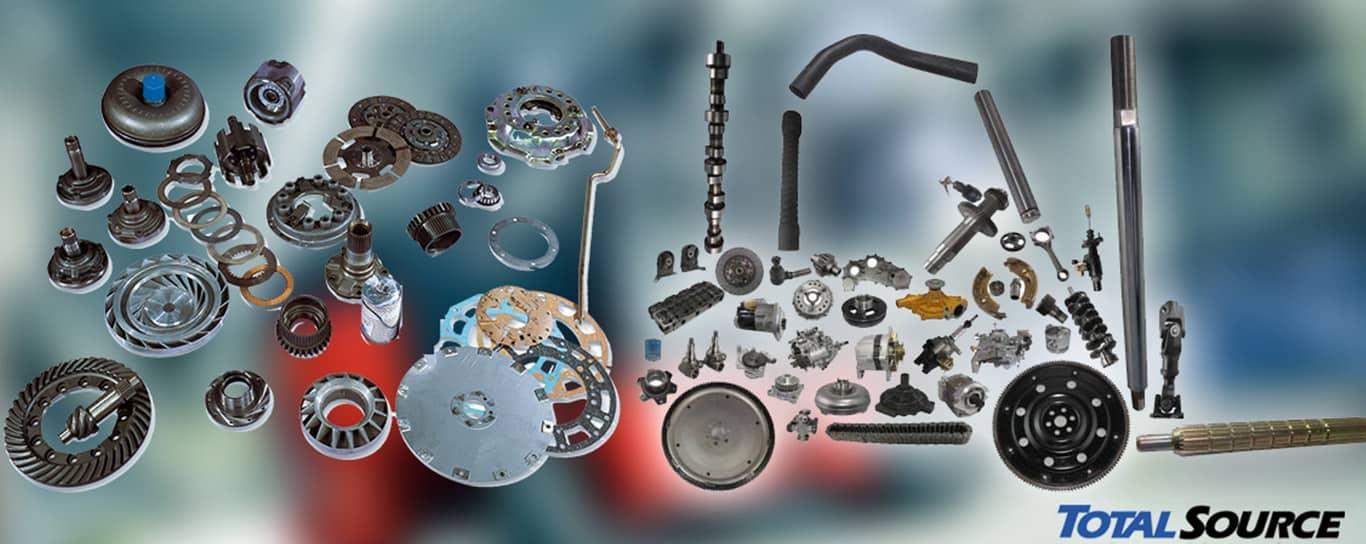 forklift spares and parts supply from JAF Forktrucks
