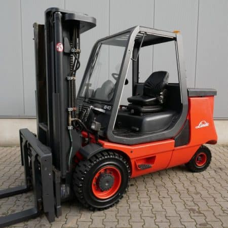 2008 Linde EP40 – 337