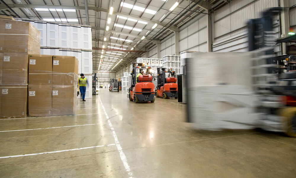 Short term forklift hire from Diamond Forklifts