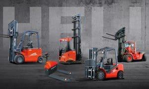 Spotlight on Heli Warehouse Machines