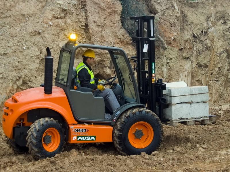 AUSA RTFL from Diamond Forklifts