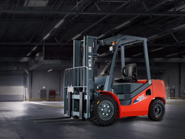 Buying a Heli Lift Truck has never been easier