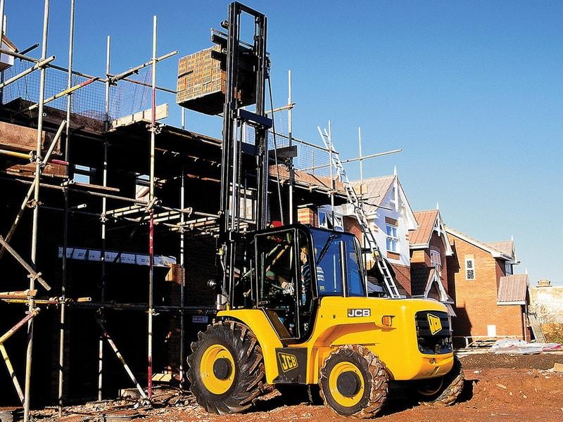 JCB RTFL From Diamond Forklifts