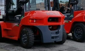 We don't sell forklifts, we provide solutions