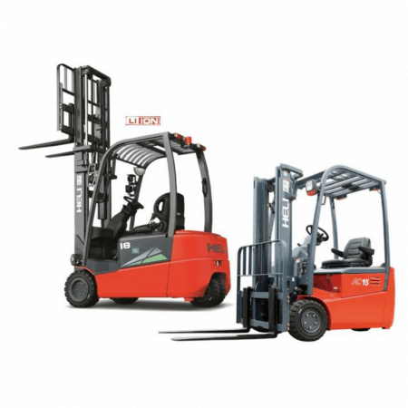 3 Wheel Electric Lead Acid & Lithium-ion 1.5-2t Counterbalance Forklift