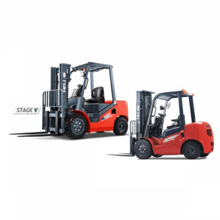 Diesel and LPG 1.0 – 3.5t Counterbalance Forklift