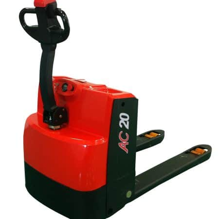 Electric AC Powered Pedestrian Pallet Truck
