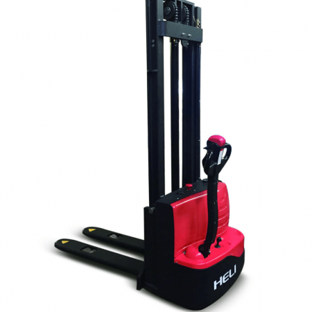 Electric Fork Over Stacker