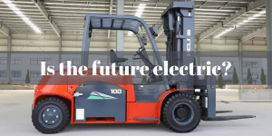 Is The Future Of Forklifts Electric?