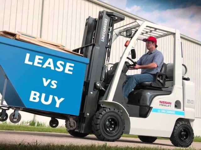 Forklift Leasing Explained